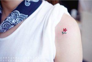 Flor pequeña por Seyoon Kim / 김세윤 (@sey8n)
