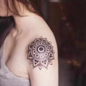 Mandala por Tattooist Silo
