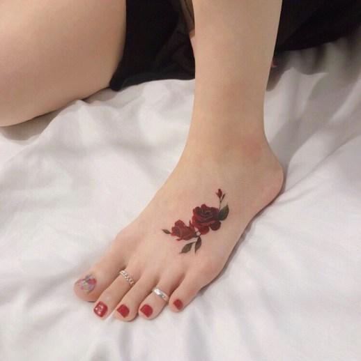 Flores rosas por Dahong Muse