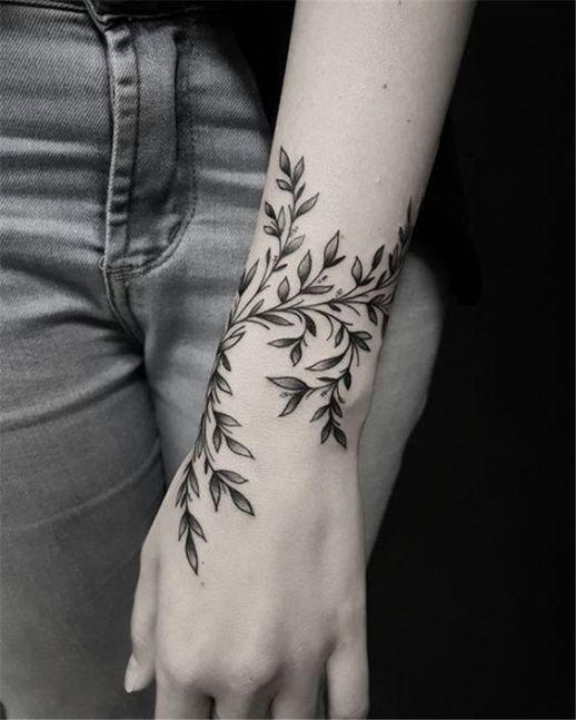 Enredadera de hojas pequeñas