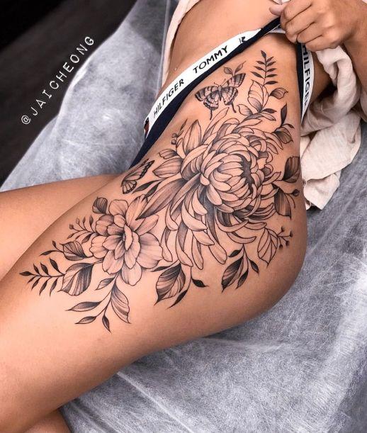 Ramillete de Flores por Jai Cheong