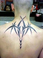 Tatuaje Telarañas Y Tribales
