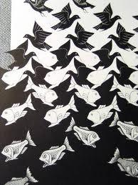 Escher Fishes