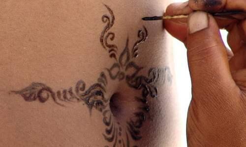 Tatuaje Hena