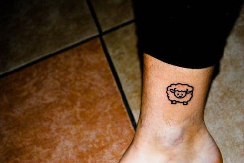 Tatuajes Tobillo Hombre Patrones Gratis De Vestidos