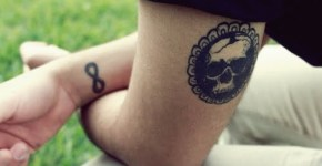 tatuaje infinito