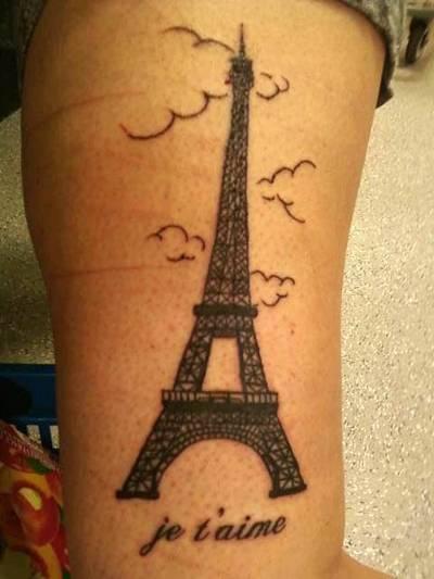 tatuaje paris