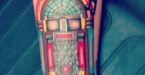 tattoo rocola
