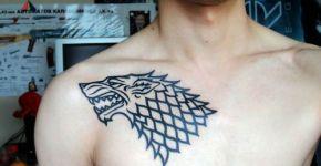 tattoo lobos