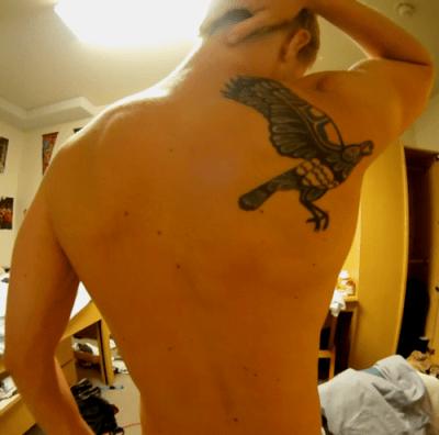 tatuajes en la espalda pra hombres