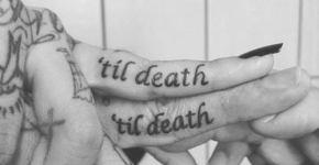 tatuaje hasta la muerte