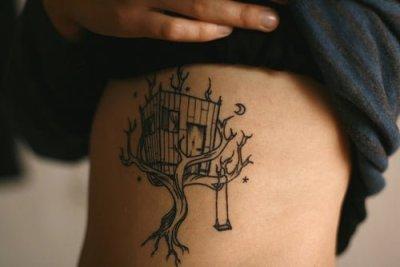 Tattoo Casa del Arbol