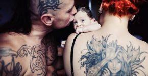 Familia tatuada