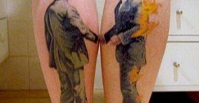 Tatuaje pink floyd