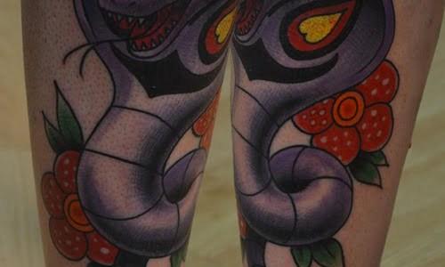 Arbok Tattoo (pokemon)