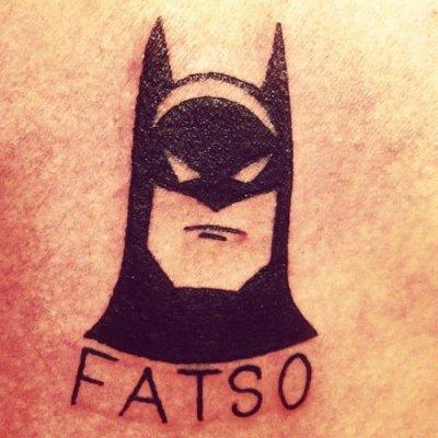 Fatso Batman