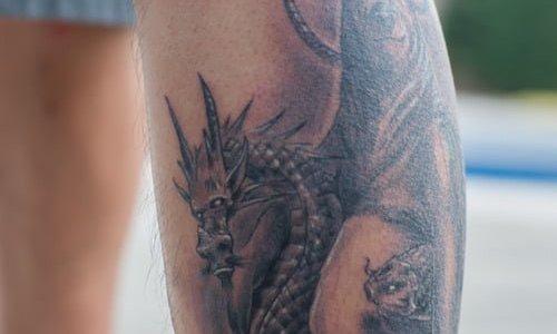 Animales tatuados