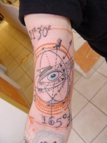 physics tattoos