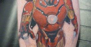 tatuajes de ironman
