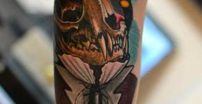 tatuaje mascotas zombies