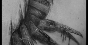 Tatuajes de películas de terror