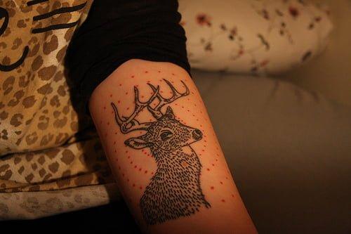 Tattoos De Venados