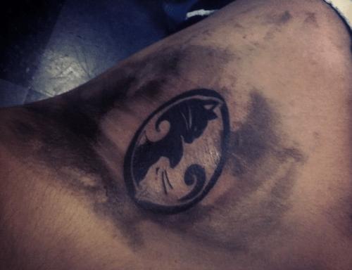Yin Yang Cats Tatuajesxd