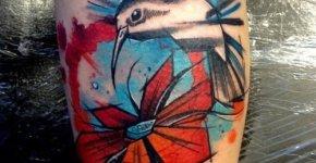 Lukaz Barn tattoos