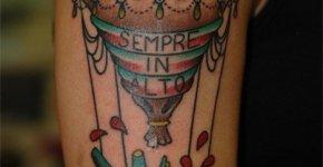 Sempre in Alto Tatuaje