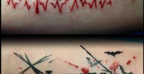 Tatuajes My Chemical Romance