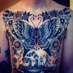 Rich Hardy Tattoos