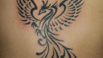 Tatuaje Ave En La Muñeca