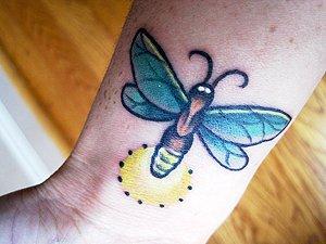 Firefly tattoo