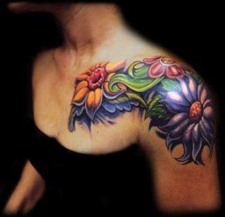 Qué Debo Saber Sobre Los Tatuajes En El Hombro Tatuajesxd