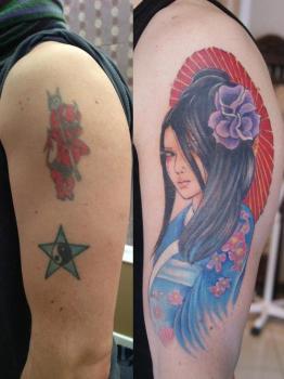 Como se arregla un tatuaje