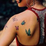 Tatuaje de mariposa
