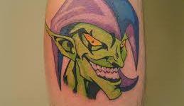 Tatuaje de un trasgo