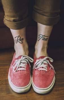 Tatuajes en piernas