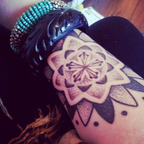 Mandala Tattoo On Wrist Tatuajesxd