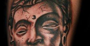 Tatuaje Buda