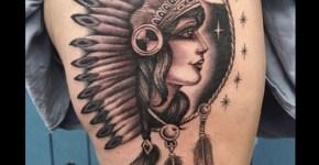 Tatuaje india