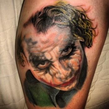 tatuaje Joker