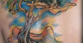 Tatuaje Vincent Van Gogh