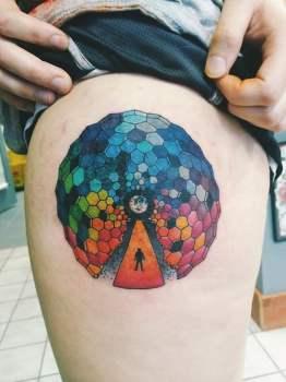 Tatuaje Muse