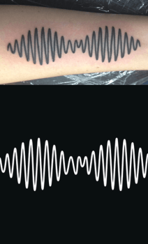 Tatuaje Arctic Monkeys