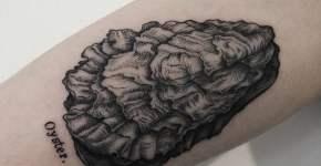 Tatuaje ostra