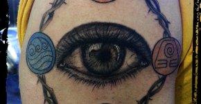 Tatuaje runas celtas
