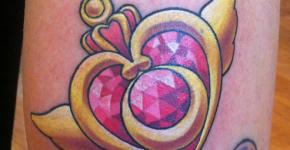 Tatuaje Sailor Moon