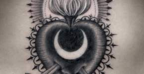 Tatuaje Sagrado Corazón