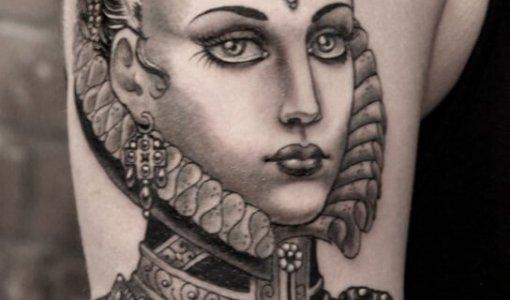 Tatuaje noble inglesa